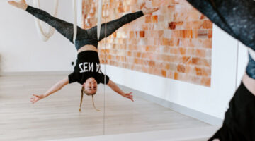 Aerial Yoga Intermediate
