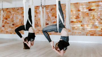 Advanced Aerial Yoga