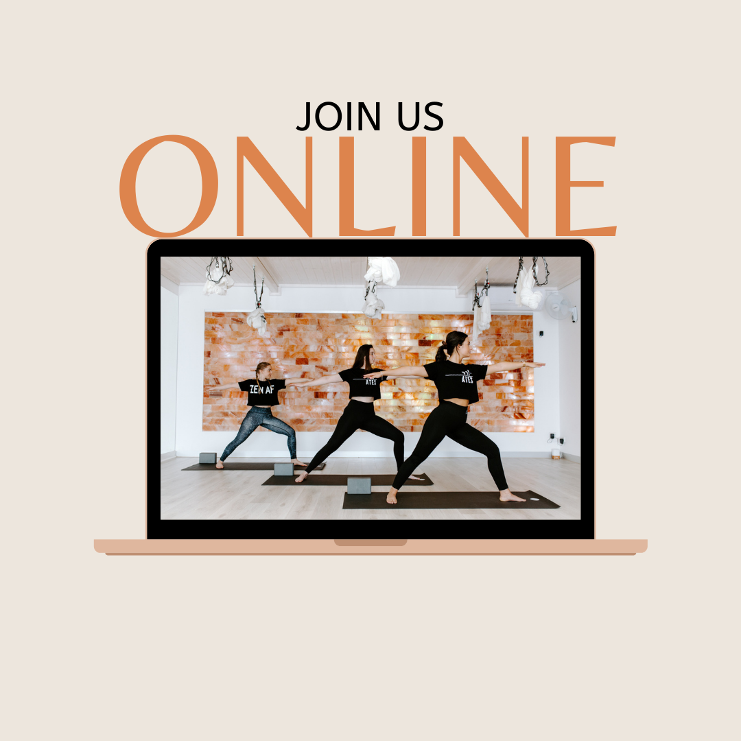 Access to all LIVE classes and hundreds of pre recorded classes